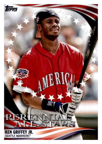 Photo of 2019 Topps Update Perennial All Stars #PAS18 Ken Griffey Jr.