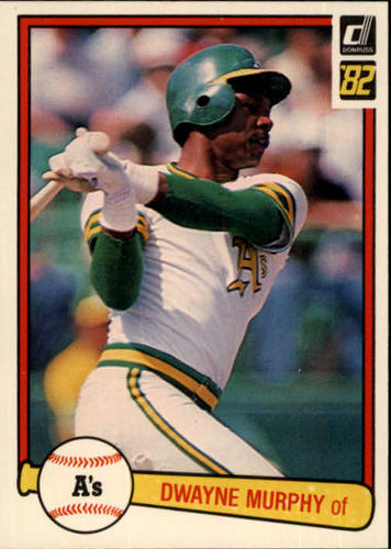 Photo of 1982 Donruss #239 Dwayne Murphy