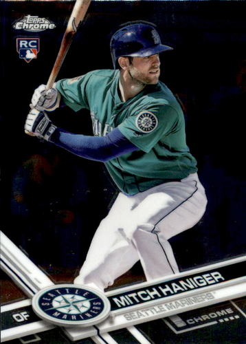 Photo of 2017 Topps Chrome #29 Mitch Haniger RC