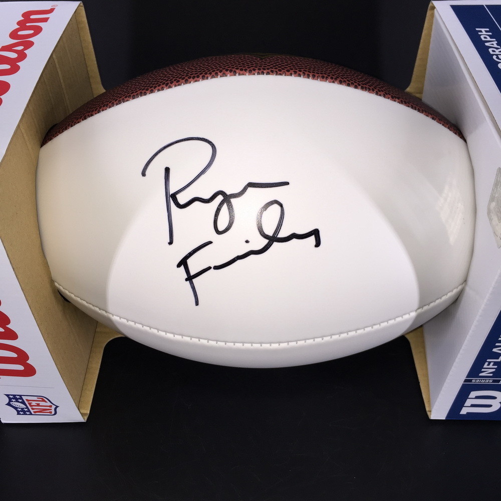 NFL - Bengals Ryan Finley Signed Panel Ball