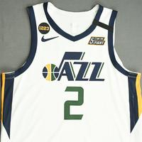 Joe Ingles - Utah Jazz - Game-Worn Association Edition Jersey - 1 of 2 - 2019-20 NBA Season Restart with Social Justice Message