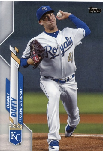 Photo of 2020 Topps #438 Danny Duffy