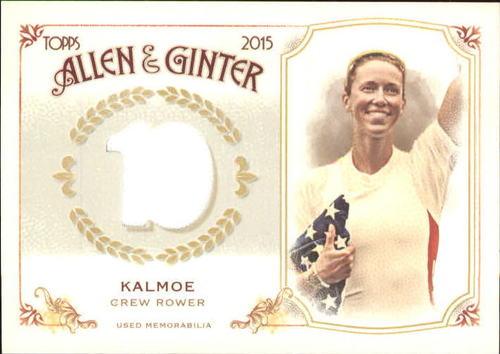 Photo of 2015 Topps Allen and Ginter Relics #FSRBMKA Megan Kalmoe B