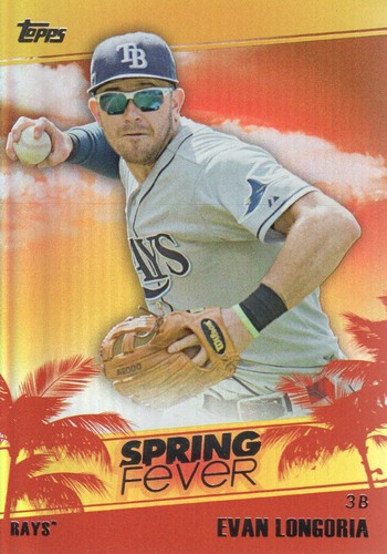 Photo of 2014 Topps Spring Fever #SF1 Evan Longoria