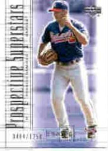 Photo of 2001 Upper Deck Pros and Prospects #103 Horacio Ramirez PS RC /1250