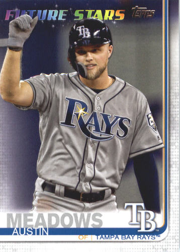 Photo of 2019 Topps #564 Austin Meadows FS