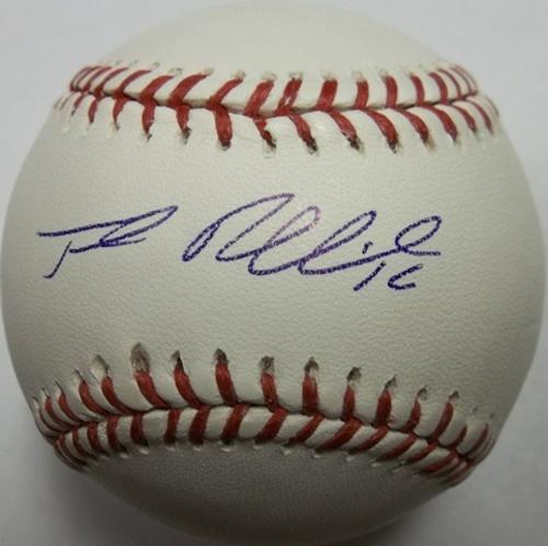 Josh Reddick Autographed Baseball