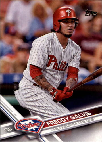 Photo of 2017 Topps #88 Freddy Galvis