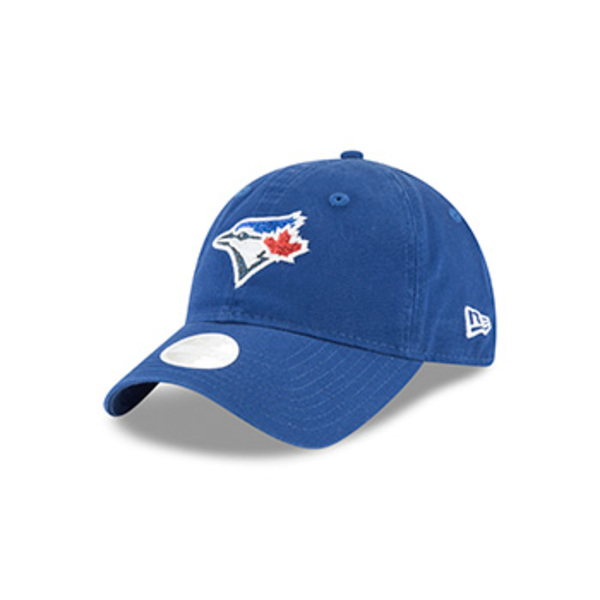 Toronto Blue Jays Women's Team Glisten Royal Cap by New Era