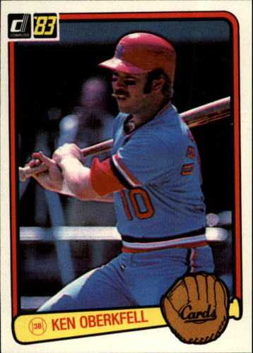 Photo of 1983 Donruss #246 Ken Oberkfell