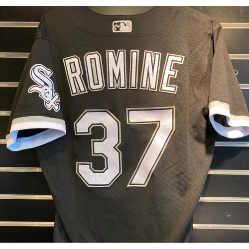 Photo of Andrew Romine Game-Used 2020 Spring Training Jersey