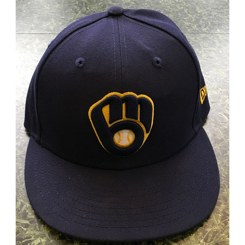 Photo of #30 2020 Team-Issued Milwaukee Brewers Cap