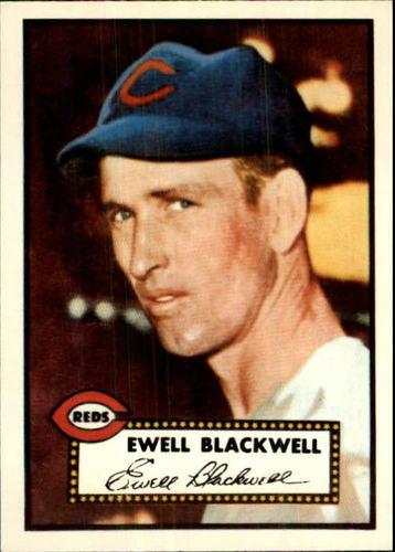 Photo of 1983 Topps 1952 Reprint #344 Ewell Blackwell