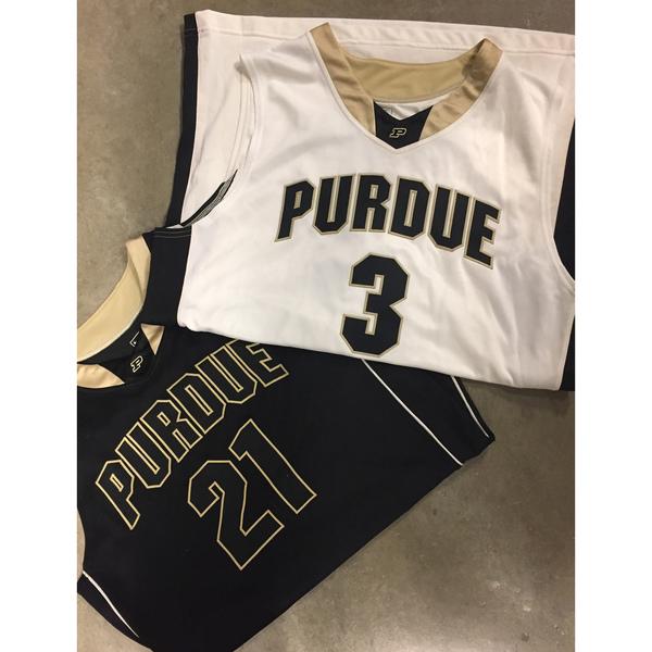 Photo of Purdue Men's Basketball Jersey Grab Bag