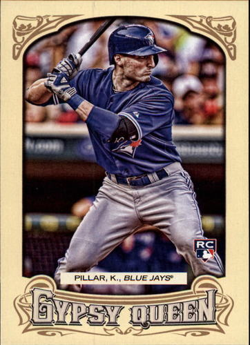 Photo of 2014 Topps Gypsy Queen #48 Kevin Pillar RC