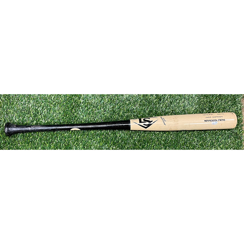 Minnesota Twins: Game-Used Broken Bat - Orioles at Twins - John Means to Nick Gordon - Ground out DP - Bottom 3 - 5/24/2021