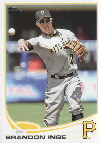 Photo of 2013 Topps Update #US322 Brandon Inge