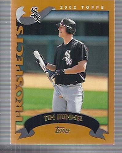 Photo of 2002 Topps Traded #T260 Tim Hummel RC