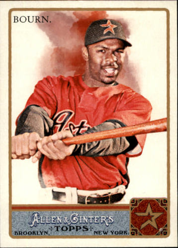 Photo of 2011 Topps Allen and Ginter #22 Michael Bourn