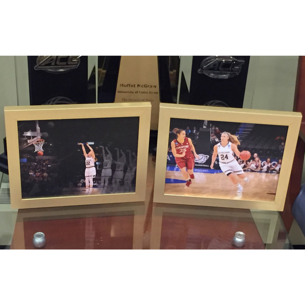Photo of Notre Dame Women's Basketball 2015 NCAA Tournament Framed Photos