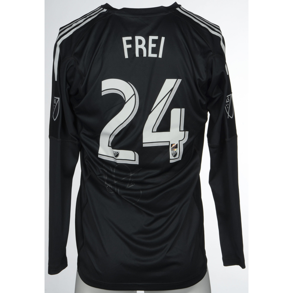 cheap for discount cfe3d 84bc2 Stefan Frei Seattle Sounders Match-Worn, Autographed ...