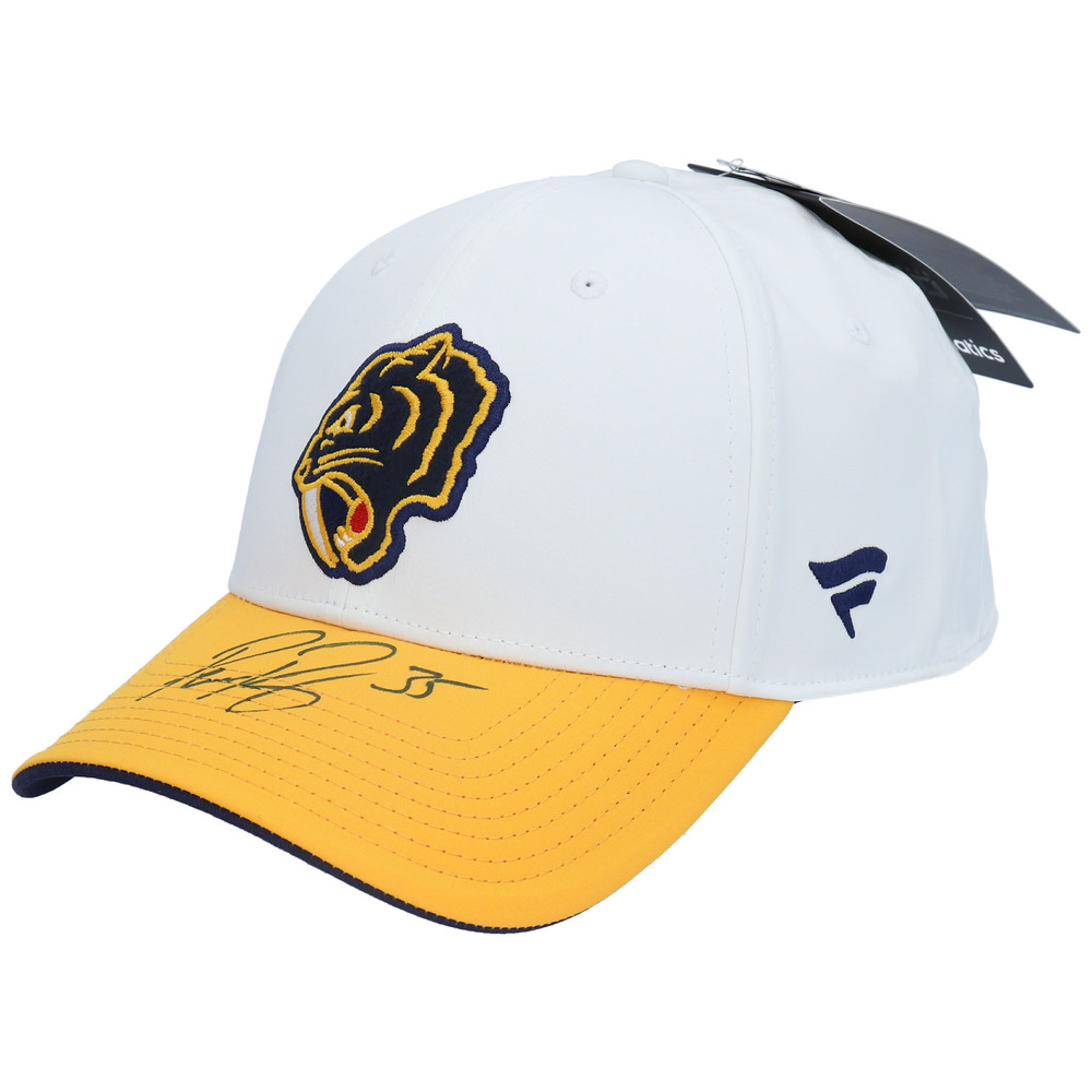 Pekka Rinne Nashville Predators Autographed Fanatics Branded 2020 Winter Classic Cap - NHL Auctions Exclusive