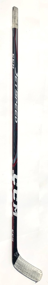 #46 Blake Lizotte Game Used Stick - Autographed - Los Angeles Kings