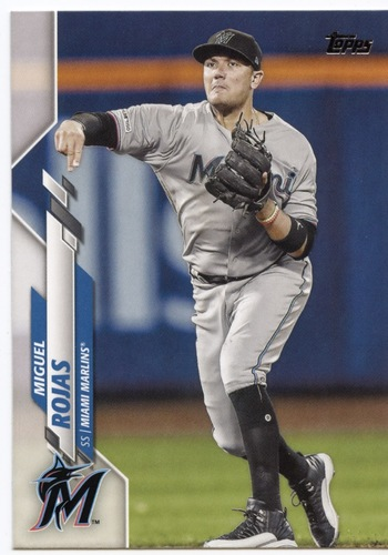 Photo of 2020 Topps #453 Miguel Rojas