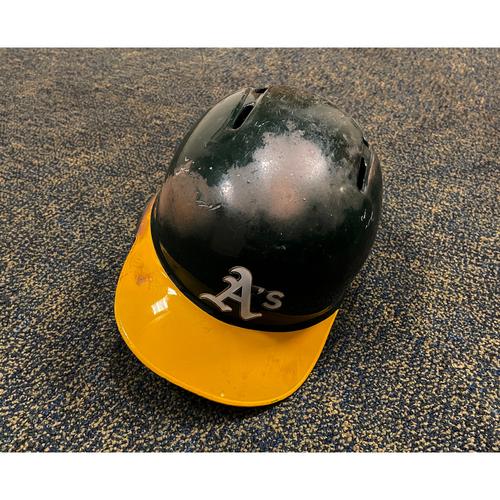 Matt Joyce Team Issued 2018 Helmet