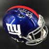 NFL - GIANTS QB KYLE LAULETTA SIGNED REVOLUTION HELMET