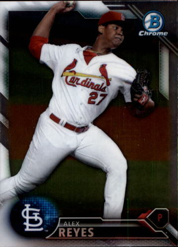 Photo of 2016 Bowman Chrome Prospects #BCP108 Alex Reyes