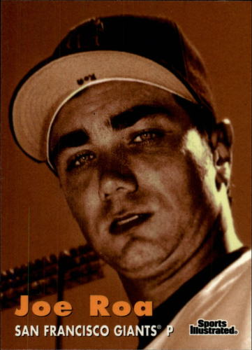 Photo of 1997 Sports Illustrated #21 Joe Roa RC