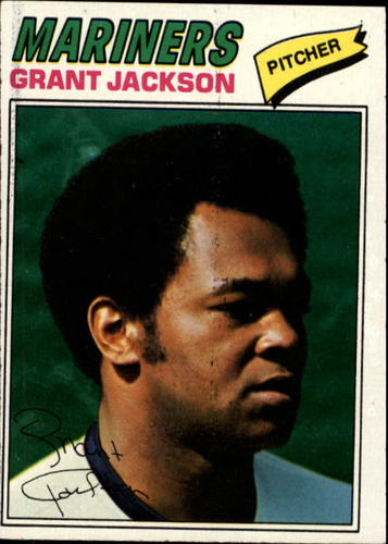 Photo of 1977 Topps #49 Grant Jackson