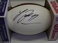 NFL - VIKINGS LAQUON TREADWELL SIGNED PANEL BALL
