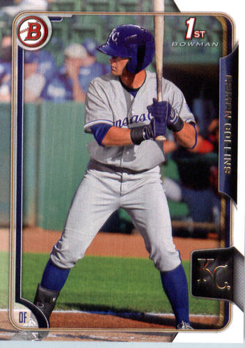 Photo of 2015 Bowman Draft #122 Roman Collins