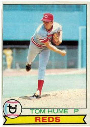 Photo of 1979 Topps #301 Tom Hume