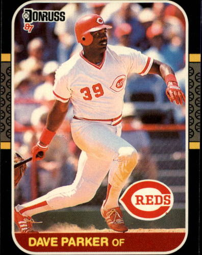 Photo of 1987 Donruss #388 Dave Parker