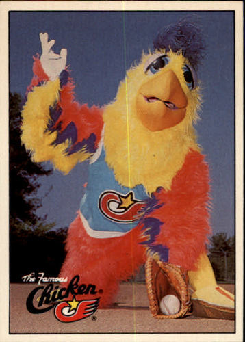 Photo of 1984 Donruss #651 The Chicken