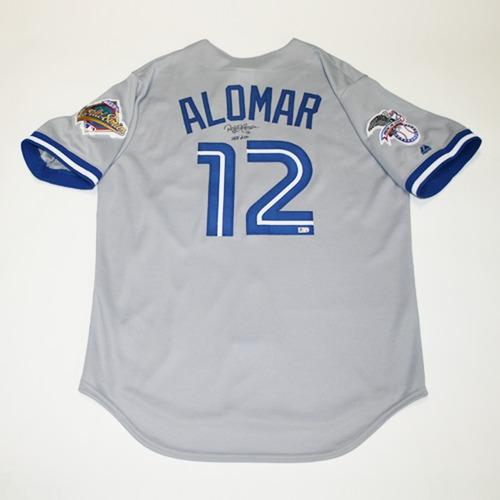 official photos c06d1 26119 MLB Auctions | BLUE JAYS AUTHENTICS-AUTOGRAPHED ROBERTO ...