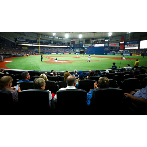 Photo of Rays Baseball Foundation: 2021 DEX Imaging Home Plate Club Experience - Pick Your Date!