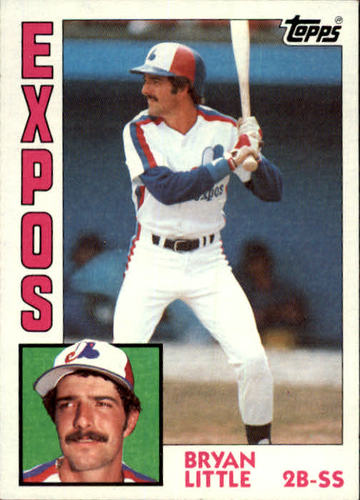 Photo of 1984 Topps #188 Bryan Little