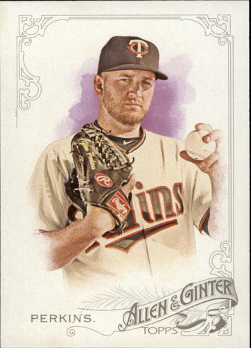 Photo of 2015 Topps Allen and Ginter #272 Glen Perkins