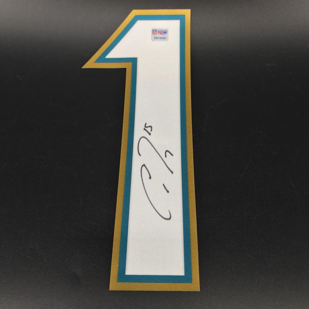 NFL - Jaguars Allen Robinson Signed Jersey Number