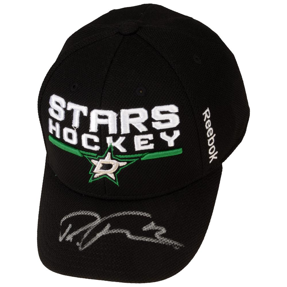 Radek Faksa Dallas Stars Autographed Cap