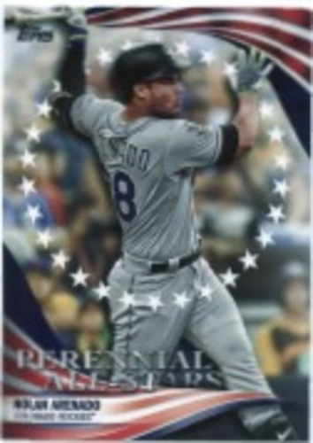 Photo of 2019 Topps Update Perennial All Stars #PAS45 Nolan Arenado