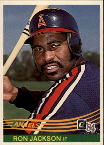 Photo of 1984 Donruss #133 Ron Jackson