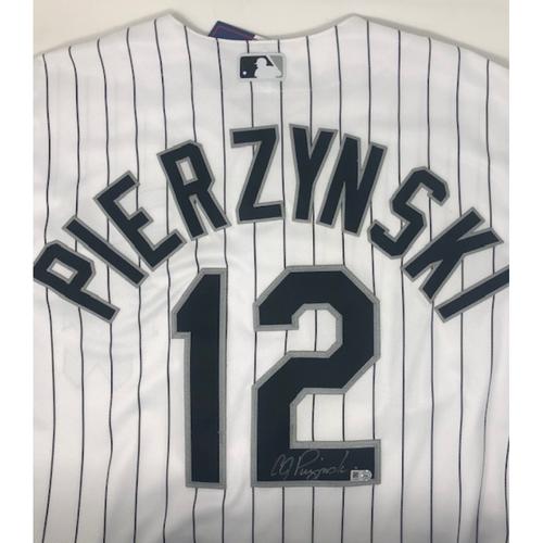 AJ Pierzynski Autographed Jersey