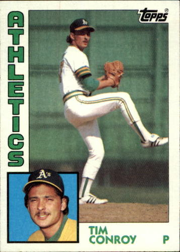 Photo of 1984 Topps #189 Tim Conroy