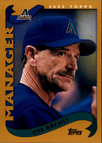 Photo of 2002 Topps #279 Bob Brenly MG