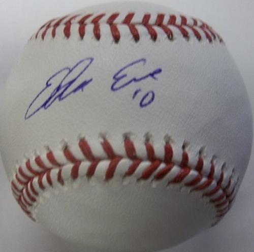 Edwin Encarnacion Autographed Baseball